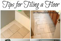 tiling and flooring ideas