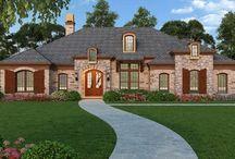 House plans / by Sandy Jenney
