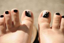 Nail Designs / Cute designs for finger and toe nails
