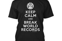 T-Shirt Designs / Sometimes I design t-shirts for clients, events, and occasionally, just for fun!