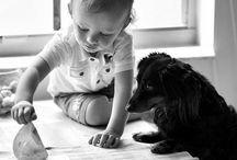 Kids 'n animals / Anything kids or animals we like!