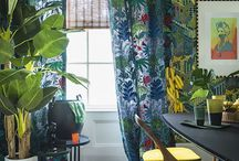 Interior Inspiration   Rio look / Known to Brazilians as the 'cidade maravilhosa', or 'marvellous city', we round up interior ideas to bring Rio's marvellous style to your home.