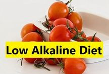 Alkaline Diet Foods Plan