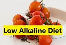 Alkaline Diet Foods Plan