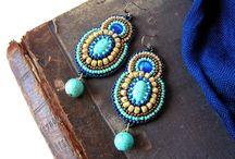 Beads  - earings