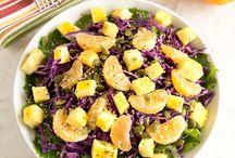Salads / Interesting salad recipes
