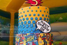 superhero birthdays