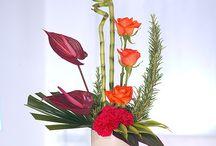 Kvetinové výzdoba