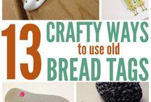 Bread tags