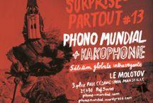 phono mundial