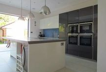 Acqua - German Made Kitchens / Completed Kitchen in and around Surrey & London