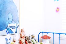 Baby Nursery + Kids Spaces / by Bethany Nauert