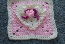 crochet: squares/ free / by Amy Woods