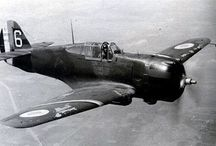 Currtis P-36 Hawk