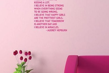 Favorite quotes :) / by Stephanie Price