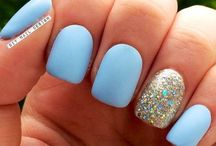 Nail'd It! / Nails• Manicure Inspiration• nail art•  Nails, DIY Nails, Nail design , nail art, manicure, at home manicure, Sally Hansen, Sinful colors, Opi, Essie, Pedicure, Cuticle Treatments, nail polish, Gel manicure, french manicure, Shellac,