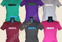 T-Shirts mit Hundedruck