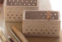 Ceramic bead making