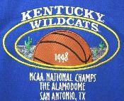 Kentucky Wildcats / All things Kentucky Wildcats from Vintage Basement - www.vintagebasement.com .