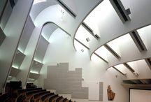 Auditorium in Espoo, Alvar Aalto