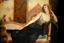 Art: John Collier / by Lea Kingsbury