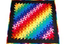 Twister Quilts / by Priscilla Girard