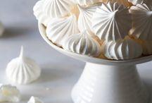 Food ♡ meringues