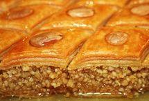 cuisine et pâtisserie arabe