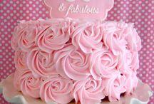Rosa kaker