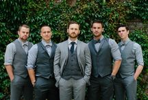 WEDDING | Groomsmen
