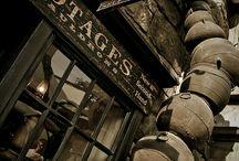 Harry Potter & magic related stuff
