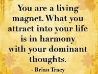 You attract all things in your life - 55 / .