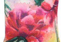 art and paint inspired homeware
