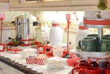Details / Ideas for details to enhance Christmas Bazaar, Casino Night etc
