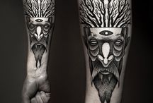 slavic tatoo