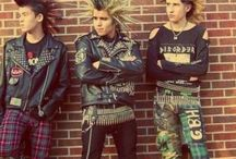 punk reference