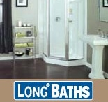 Bath and Shower Liners / by Long Fence and Home