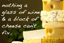 Wine and Cheese / Wine and cheese tasting, accessories, and entertaining ideas