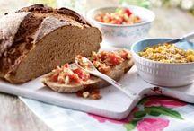 Brot / Dips / Aufstrich