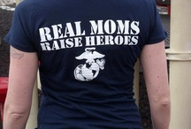 Proud Marine Mom of 2! / by Dawn Clayton
