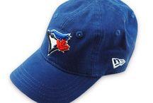 Baby blue jay cap