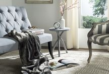 """Safavieh / """"Safavieh is the brand for beautiful living. They create inspired furniture and accessories for indoor rooms and outdoor spaces."""" (safavieh.com)"""