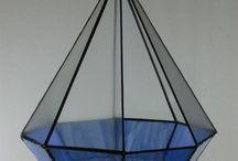 flat bottom glass birdfeeder
