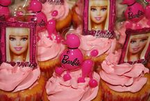 Kid's Party: Barbie / Party planning inspiration for a Barbie themed party including, décor, favors, games and food ideas.