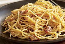 pasta / by Jamie Burk-Wiley