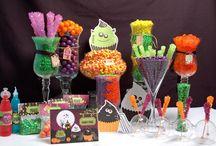 Monster Mash Candy Buffet