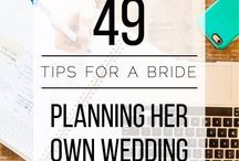 Wedding Planning Advice / From wedding planning printables to wedding planning checklists, you'll find all the essential wedding planning advice right here.