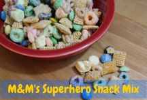 Snacks / Snacks, after school snacks
