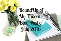 Bloggers / Other bloggers I like!