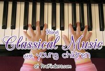 Classic music in the classroom